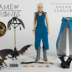 Daenerys Targaryen Exclusive 1/6th Scale Figure - Game of Thrones - ThreeZero