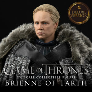 Brienne of Tarth (Saison 7) Deluxe Version 1/6th Scale Figure - Game of Thrones - ThreeZero