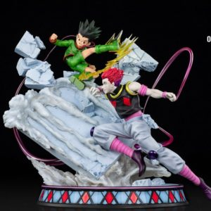 GON VS HISOKA – BATTLE AT THE HEAVENS ARENA – Hunter x Hunter – ONIRI CREATIONS