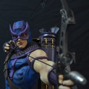 Hawkeye 1/4 Scale Statue - XM STUDIOS
