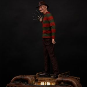Freddy Krueger 1:3 Maquette - A Nightmare on Elm Street: Infinity Hell - ECC (Elite Creature Collectibles)