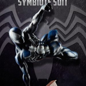 Spider-Man Symbiote Costume Premium Format - SIDESHOW COLLECTIBLES