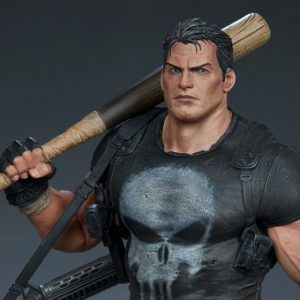The Punisher Premium Format Collector Edition- Sideshow Collectibles