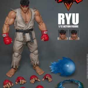 RYU - STREET FIGHTER V ACTION FIGURE - STORM COLLECTIBLES