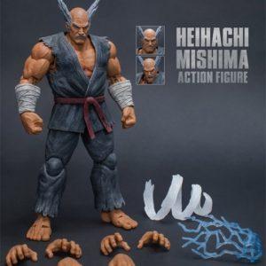 HEIHACHI MISHIMA TEKKEN 7 ACTION FIGURE - STORM COLLECTIBLES