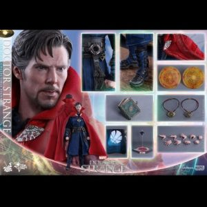 DOCTOR STRANGE 1/6 Scale Figurine MMS387 - HOT TOYS