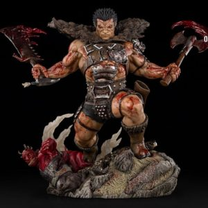 ZODD – THE IMMORTAL - BERSERK – ONIRI CREATIONS