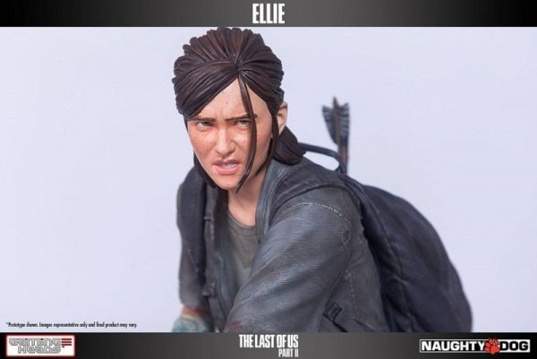 Ellie Statue 1/4 Scale – The Last of Us - Gaming Heads