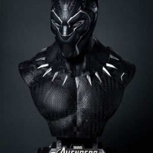 Black Panther 1:1 Lifesize Bust - Queen Studios