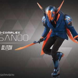 Susanoo 1/6th Scale Collectible Figure God Complex - Glitch Sixthvision - FOXBOX STUDIO