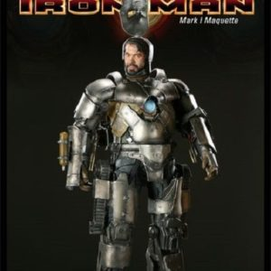 Iron Man Mark I Maquette Version Exclusive - SIDESHOW COLLECTIBLES
