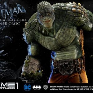 Killer Croc VERSION EXCLUSIVE 1/3 - Batman Arkham Origins - PRIME 1 STUDIO