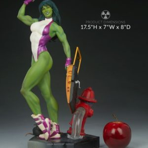 She-Hulk Statue Collector Edition - Sideshow Collectibles