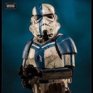 Stormtrooper Commander Premium Format - STAR WARS - Sideshow Collectibles