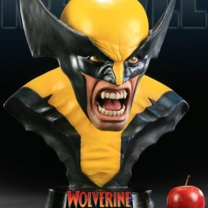 WOLVERINE BERSERKER RAGE LIFE-SIZE BUST - X-Men - Sideshow Collectibles