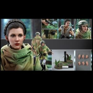 PRINCESS LEIA MMS549 1/6 Scale Figure - STAR WARS: RETURN OF THE JEDI - HOT TOYS