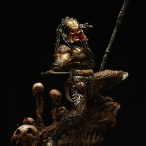 Predator Warrior Statue - XM STUDIOS