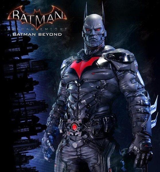Batman Beyond Museum Masterline - Arkham Knight - PRIME 1 STUDIO