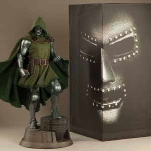 Dr. Doctor Doom Premium Format Collector Edition - SIDESHOW COLLECTIBLES