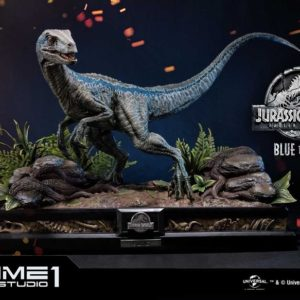 Blue 1/6 Scale - Jurassic World: Fallen Kingdom - Prime 1 Studio