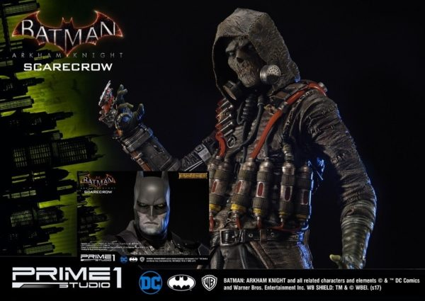 Scarecrow Exclusive Version - Arkham Knight - PRIME 1 STUDIO