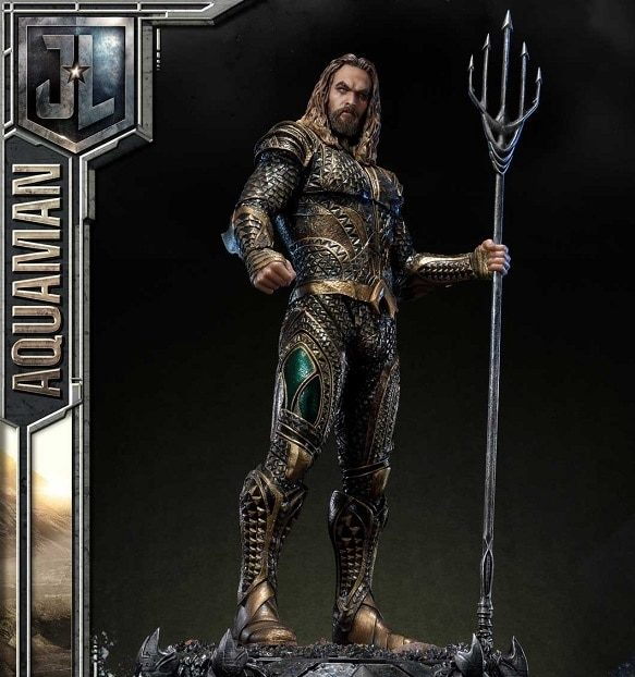 Aquaman Museum Masterline 1/3 Scale – Justice League – Prime 1 Studio
