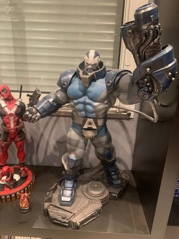Apocalypse Premium Format Figure Collector Edition - X-Men - Sideshow Collectibles