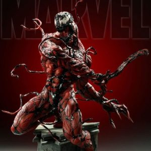 CARNAGE Comiquette Polystone Statue Collector Edition - Sideshow Collectibles
