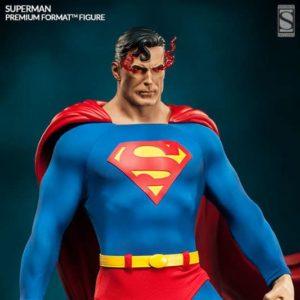 SUPERMAN Premium format Exclusive Edition - Sideshow Collectibles