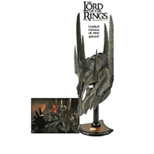 Helm of Sauron UC-1412 - Le Seigneur des Anneaux LOTR - United Cutlery Brands
