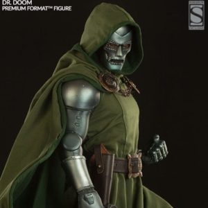 Dr. Doctor Doom Premium Format Exclusive Edition - SIDESHOW COLLECTIBLES
