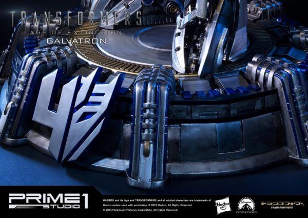 Galvatron Exclusive Version Museum Masterline Statue – Transformers: Age of Extinction – PRIME 1 STUDIO