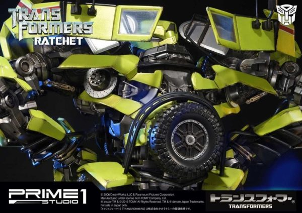 Autobot Ratchet Museum Masterline Statue – Transformers Film – PRIME 1 STUDIO