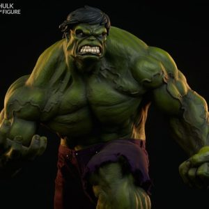The Incredible Hulk Premium Format Collector Edition - SIDESHOW COLLECTIBLES