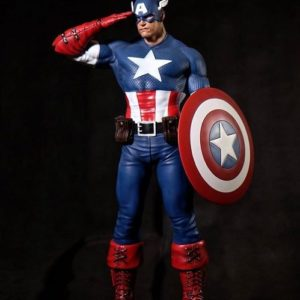 Captain America Sentinel Of Liberty 1:4 Scale - XM Studios