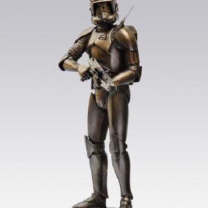 Commander Cody Prestige Utapau Battle Bronze Exclusive 1:5 Scale Statue - STAR WARS - ATTAKUS