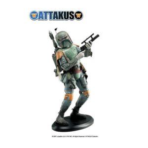 Boba Fett 1:5 Scale Statue C113 - STAR WARS : L'empire contre attaque - ATTAKUS