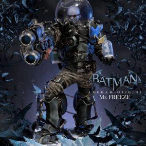Mr. Mister Freeze Exclusive Version Museum Masterline 1/3 Scale - Arkham Origins - Prime 1 Studio