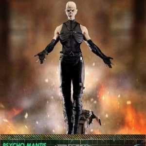 PSYCHO MANTIS EXCLUSIVE EDITION - METAL GEAR SOLID - FIRST FOR FIGURES F4F