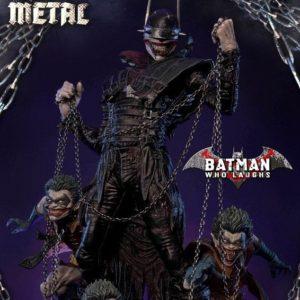 Batman Who Laughs Statue Collector Edition - Dark Nights: Metal - Prime 1 Studio