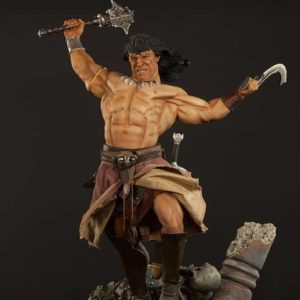 Conan the Barbarian Rage of the Undying Premium Format Collector Edition - SIDESHOW COLLECTIBLES