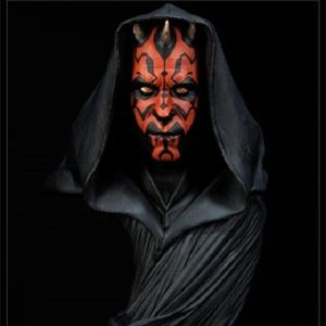 Darth Maul Legendary Scale Bust - STAR WARS - SIDESHOW COLLECTIBLES