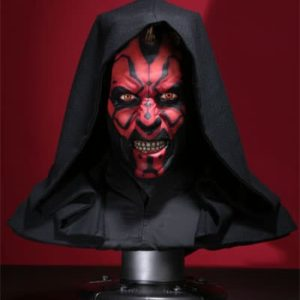 Darth Maul Life Size Bust 1:1 Première Version - STAR WARS - SIDESHOW COLLECTIBLES