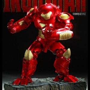 HULKBUSTER Iron Man Comiquette Collector Edition - SIDESHOW COLLECTIBLES