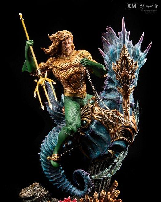 Aquaman Rebirth 1/6 Statue - DC Comics - XM Studios