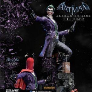The Joker Exclusive Version Museum Masterline 1/3 Scale - Arkham Origins - Prime 1 Studio