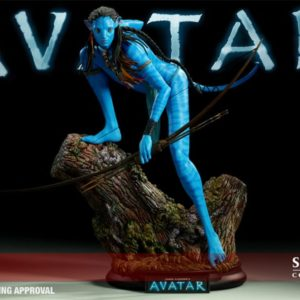 Neytiri Polystone Statue Collector Edition - AVATAR - Sideshow Collectibles
