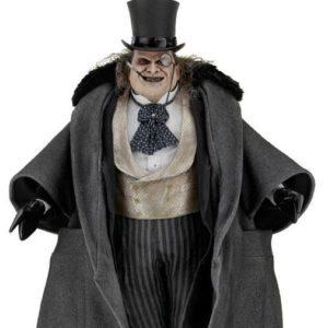 Mayoral Pinguin (Danny DeVito) 1/4 Scale Figure - Batman Le Défi - NECA