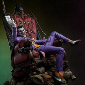 The Joker Statue - DC COMICS - Tweeterhead