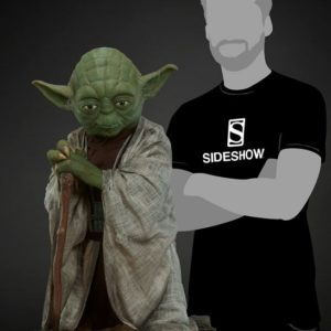 Yoda Life-Size Figure LSF - STAR WARS - Sideshow Collectibles